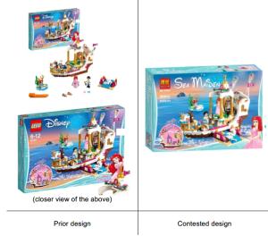 Image LEGO Disney